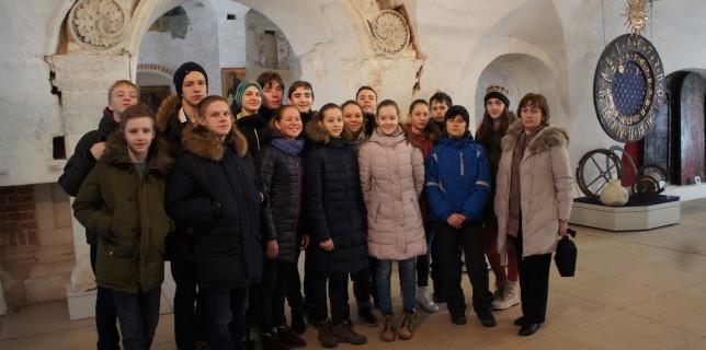 Поездка в Александровскую слободу